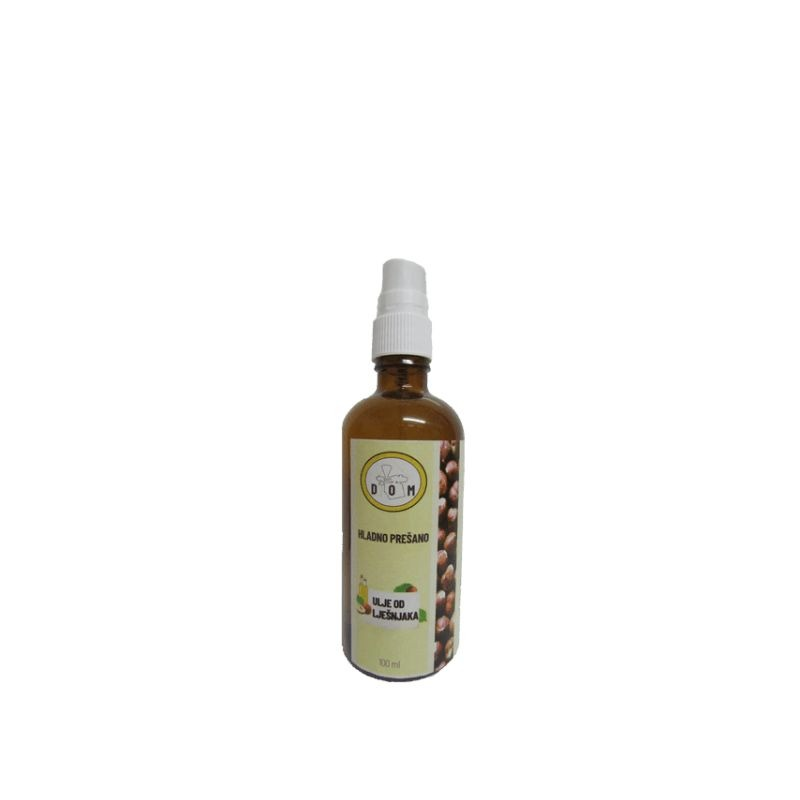 Cold pressed hazelnut oil 100ml Price