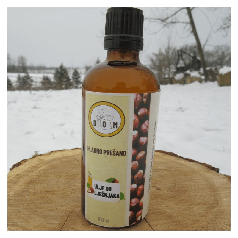 Cold pressed hazelnut oil 100ml Price Discount