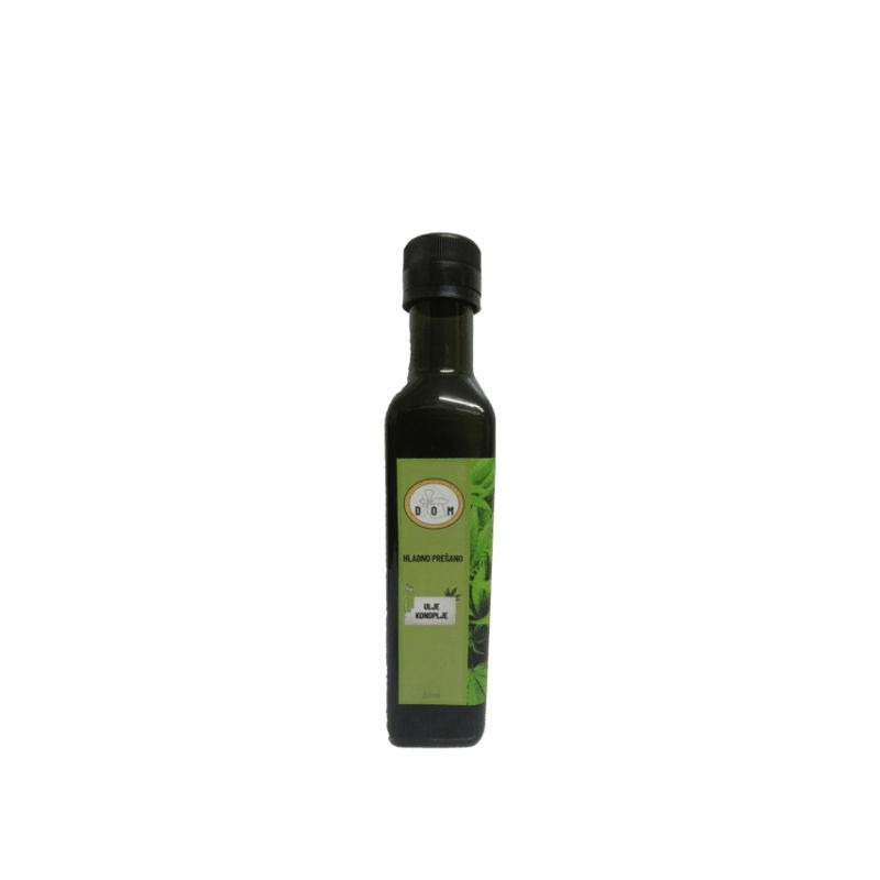 Cold pressed industrial oil hemp 250ml Price Discount