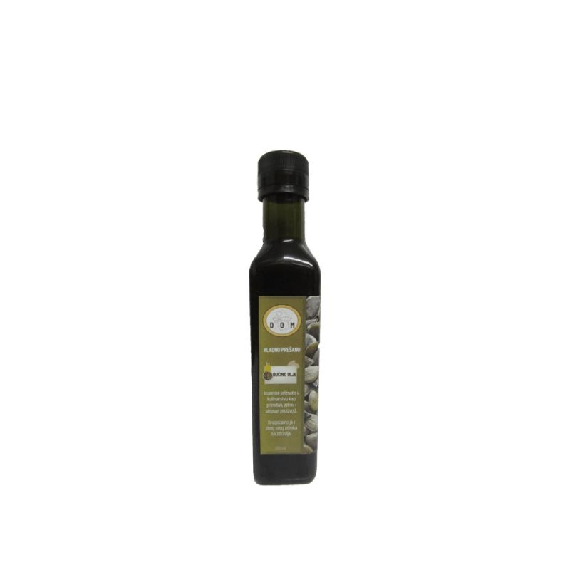 Cold pressed pumpkin seed oil 250ml Price Discount