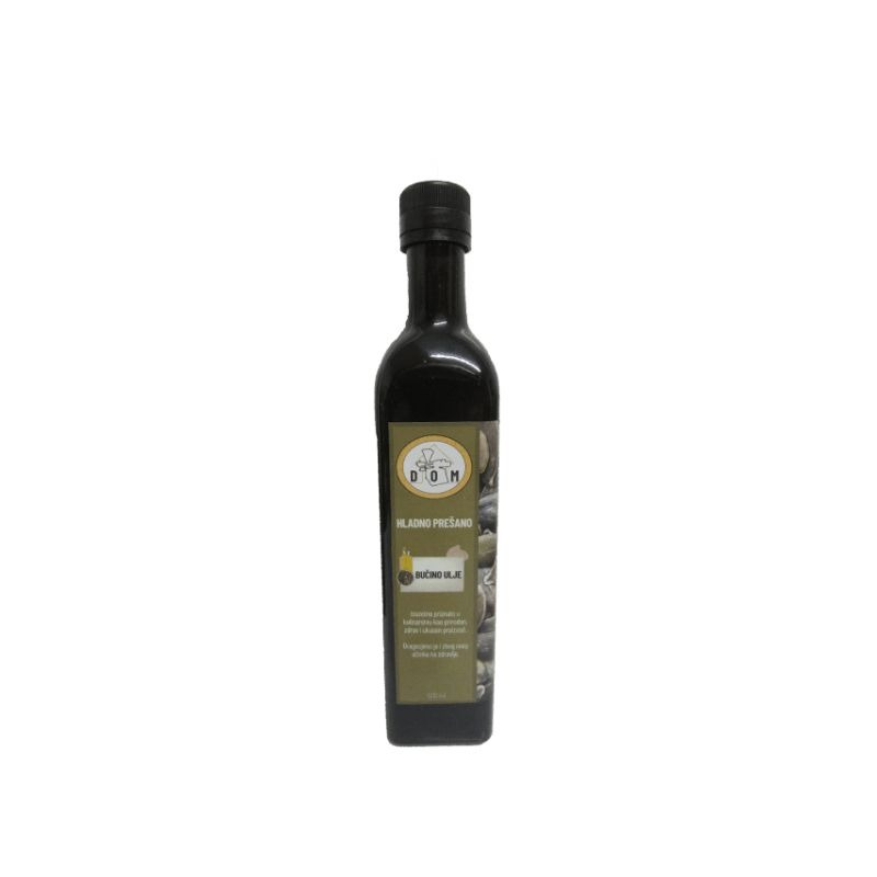 Cold pressed pumpkin seed oil 500ml Price Discount