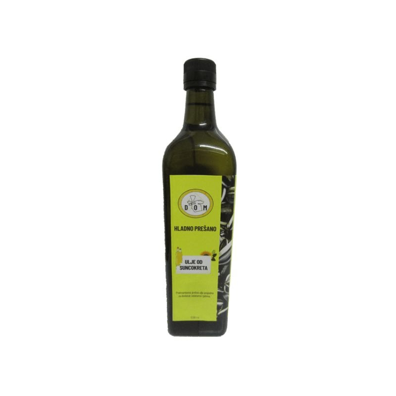 Cold pressed sunflower oil 1000ml Price Discount