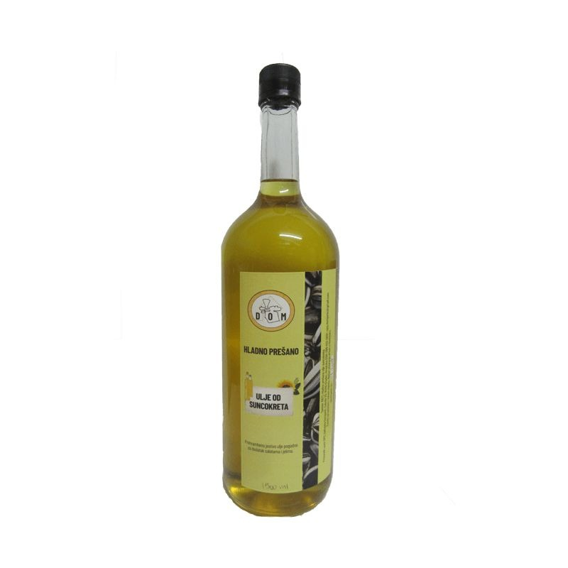Cold pressed sunflower oil 1500ml Price Discount