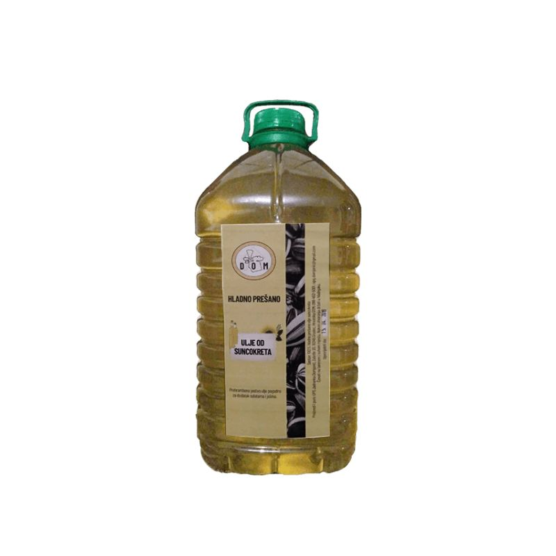 Cold pressed sunflower oil 3L Price Discount