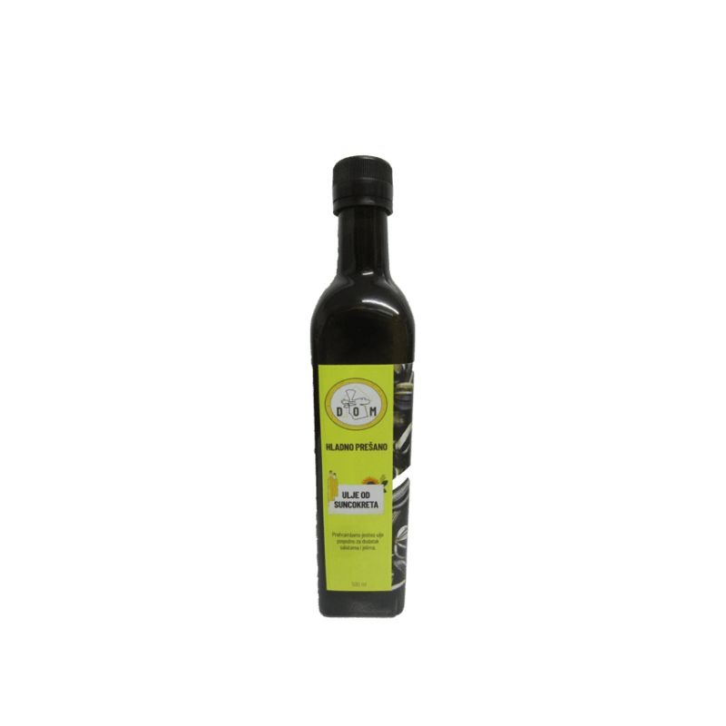 Cold pressed sunflower oil 500ml Price Discount