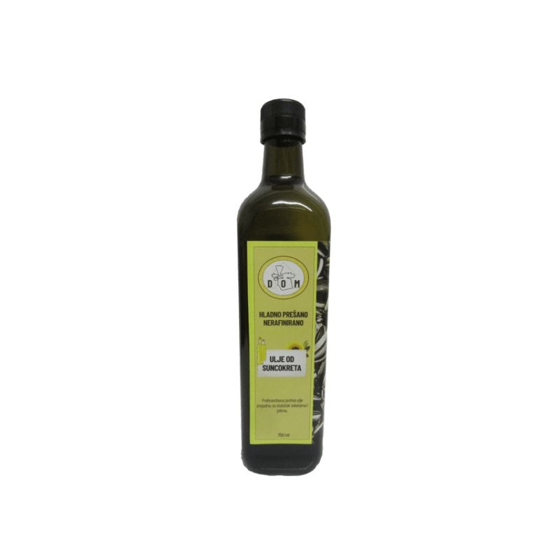 Cold pressed sunflower oil 750ml Price Discount