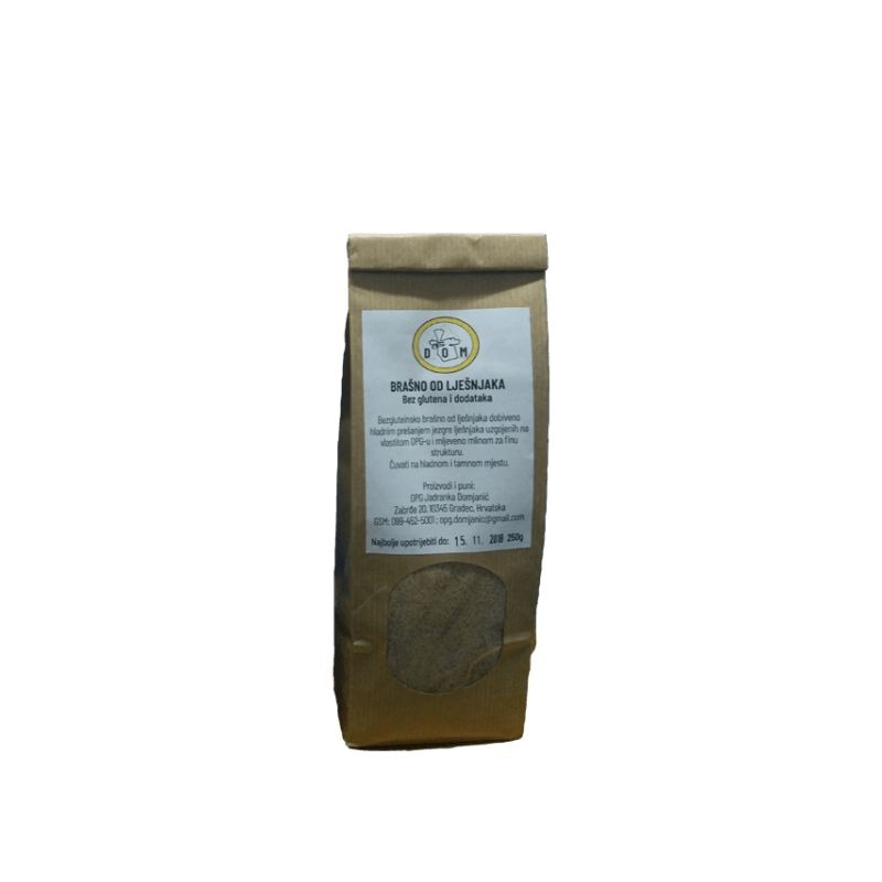 Hazelnut flour 250g Price