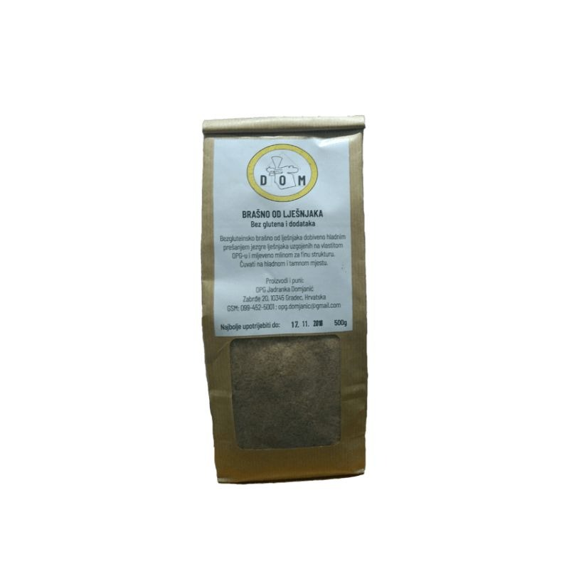 Hazelnut flour 500g Price Discount