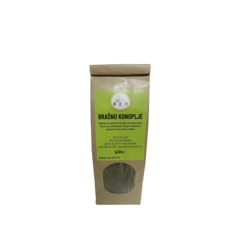 Hemp flour 250g Price Discount