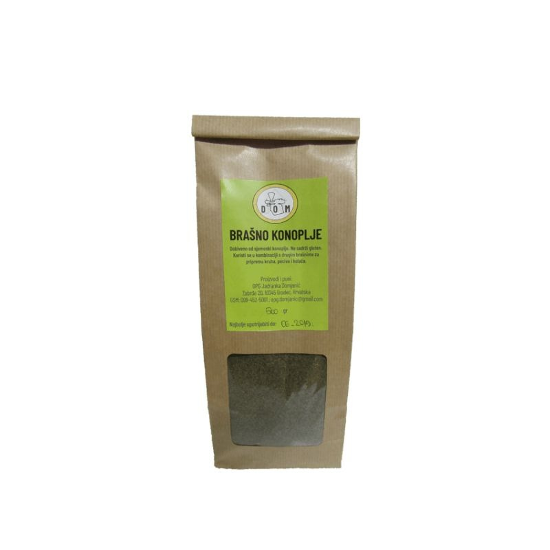 Hemp flour 500g Price Discount