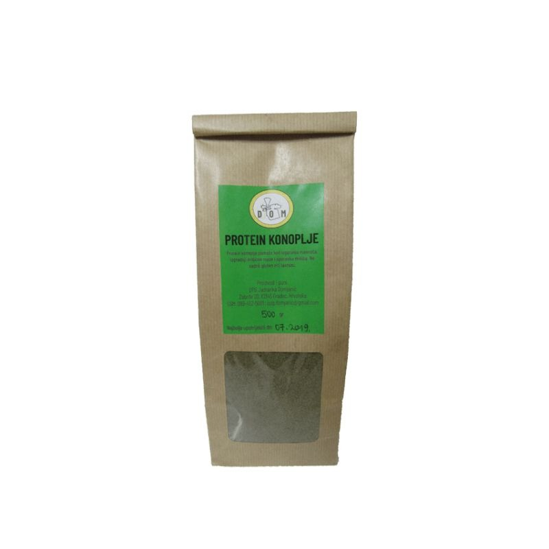 Hemp protein 500g Price Discount