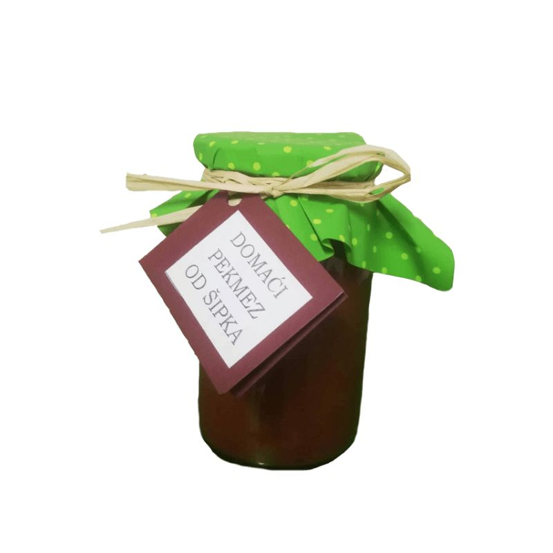 Homemade rose hip jam 370ml Price
